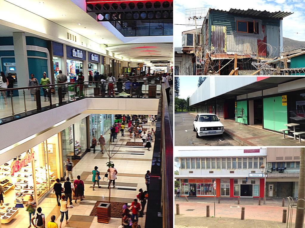 Galleria Mall, Amanzimtoti CBD, Masiphumewlele