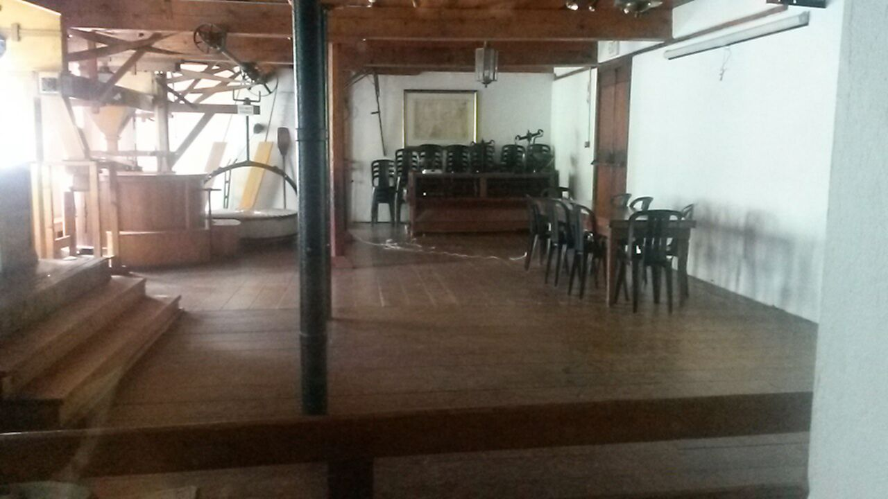 The space in which we conducted the Project Management Course, the Museum at the Josephine Mill.