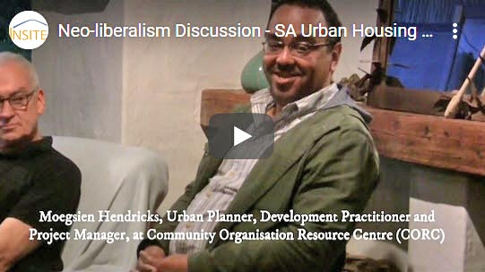 Neo-Liberalism – Urbanisation Housing