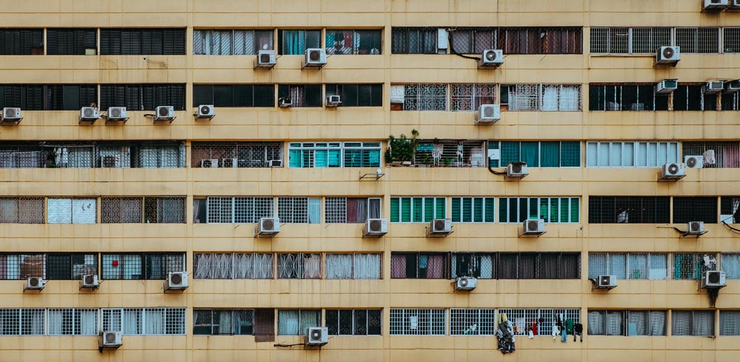 Housing the people in public housing in Singapore